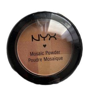NWT NYX MPB11 Truth Mosaic Powder Blush/Bronzer